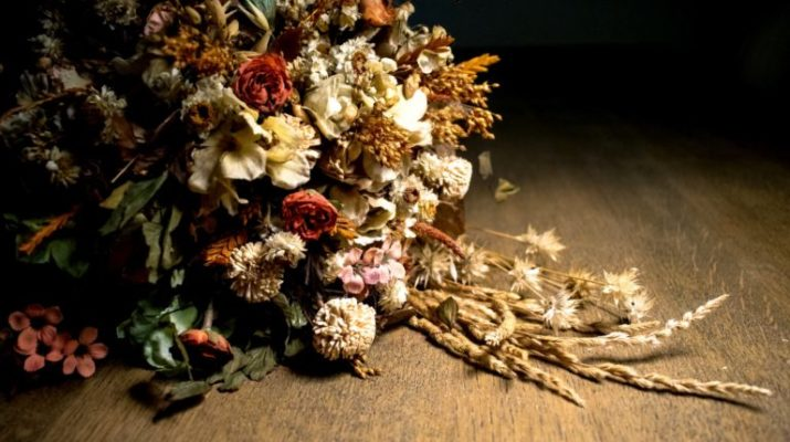 Dried Flowers Trends of 2020
