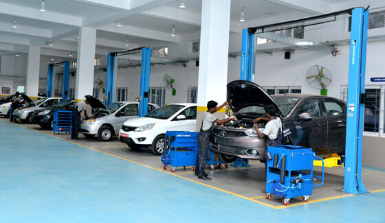 car service centre in Bangalore